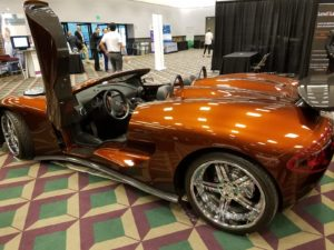 Ronn Motor Group showcasing at the Crowd Invest Summit West